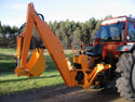 Photo of 3 Point Linkage Backhoe